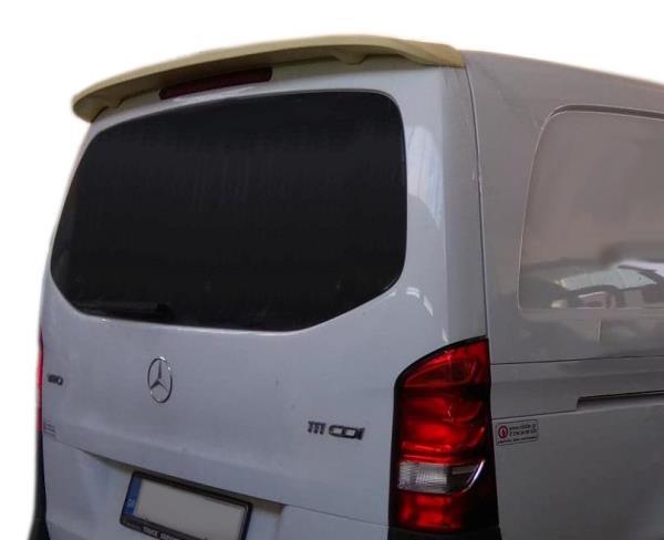Задняя дверь хлопушка на Mercedes-Benz Vito W639