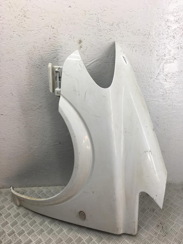 Крыло переднее левое Volkswagen VW Crafter из стеклопластика (пластик)