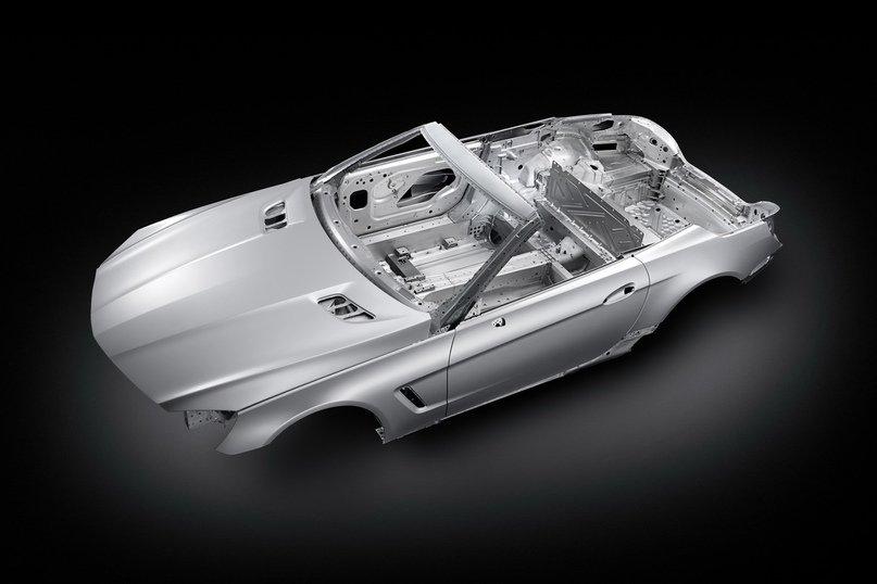 Алюминиевый кузов для авто